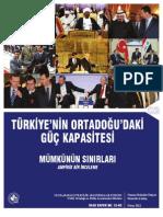 Turkiye'Nin Ortadogu'Daki Guc Kapasitesi