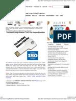 Cara Instal Ulang Windows 7 (ISO File) Dengan Flashdisk