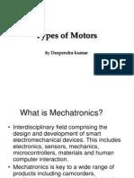 Motor Types
