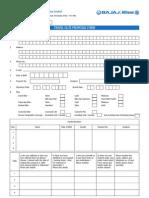 Travel Elite Proposal Form
