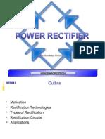 Power Rectifier