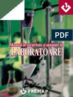 Manual Protectia Muncii in Laborator