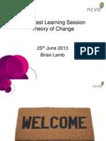 NCVO Breakfast Seminar Main Presentation