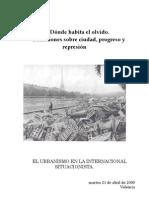 Urbanismo en La Internacional Situacionista (21-4-09)