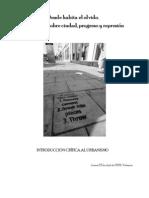 Introducción crítica al urbanismo (23-4-09)