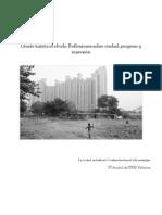La ciutat industrial i l'estandarització del paisatge (27-4-09)