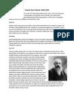 claude oscar monet biography and bibliography