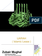 Ijara financing by zubair