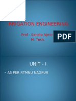 Irrigation Eng11