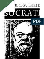 Guthrie W K C History Greek Philosophy Volume 3 Part 2 Socrates Fifth Century Enlightenment