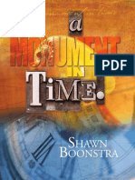Monument in Time - Shawn Boontra