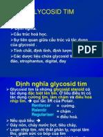Glycosid Tim