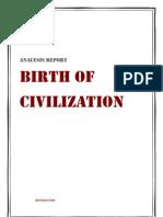 Birth of Civilization