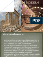 Introduction to post modern architecture | Design | Art Media