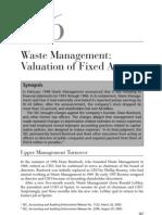 Case 5.6 Waste Management;