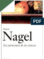 Nagel, E () La Estructura de La Ciencia
