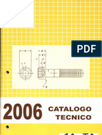 30919637 Catalogo Tecnico de Medidas de Tornillos