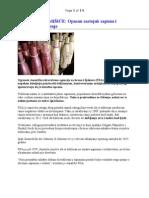 Prirodna Sredstva Za Ciscenje i Pranje