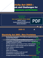 Electricity Act2003