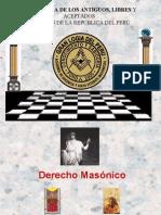 Derecho Masónico, por Q.H. Abraham Ortiz (RO)