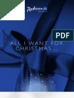 Christmas Brochure 2013