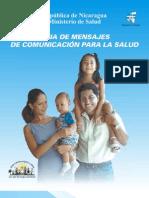 Guia de Mensajes de Comunicacion Para La Salud