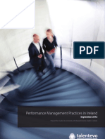 Performance Management Practices in Ireland