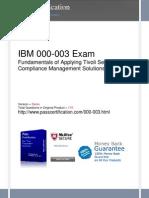 000-003 Exam