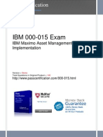 000-015 Exam
