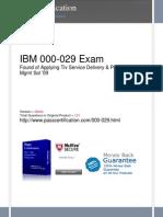 000-029 Exam