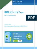 000-129 Exam