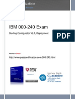 000-240 Exam