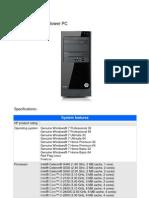 HP Pro 3330
