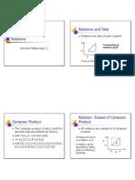 Discrete Maths - relations