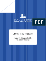Banc De Binary E-Book