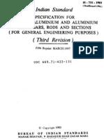 733 Aluminium