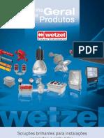 Catalogo de Produtos Wetzel 2009