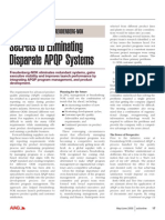 Secrets to Eliminating Disparate APQP Systems