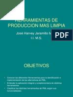 HERRAMIENTAS DE PRODUCCION MAS LIMPIA.ppt