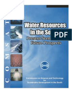03. Water Resources in the South - Present Scenario and Future Prospects (Nov. 2003)