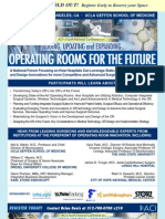 Operating Rooms for the Future