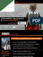 Business Cloud Computing Era Jun2013
