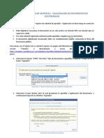 Guia Ciudadano Apostilla Legalizacion Otros Documentos