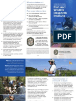 FWRI Brochure