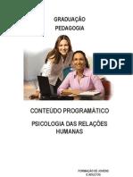 psicologia das relações humanas