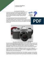 Como funcionam as câmeras fotográficas