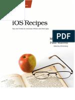 iOS Recipies