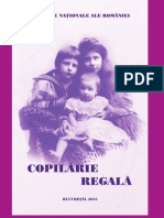Copilarie Regala - Catalog