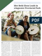 Protecting Springwater Park-Camp Nibi