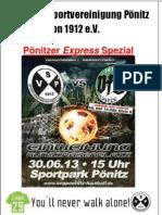 Poenitzer Express Vfb Luebeck